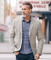 Wool Ordonez Sport Coat 8