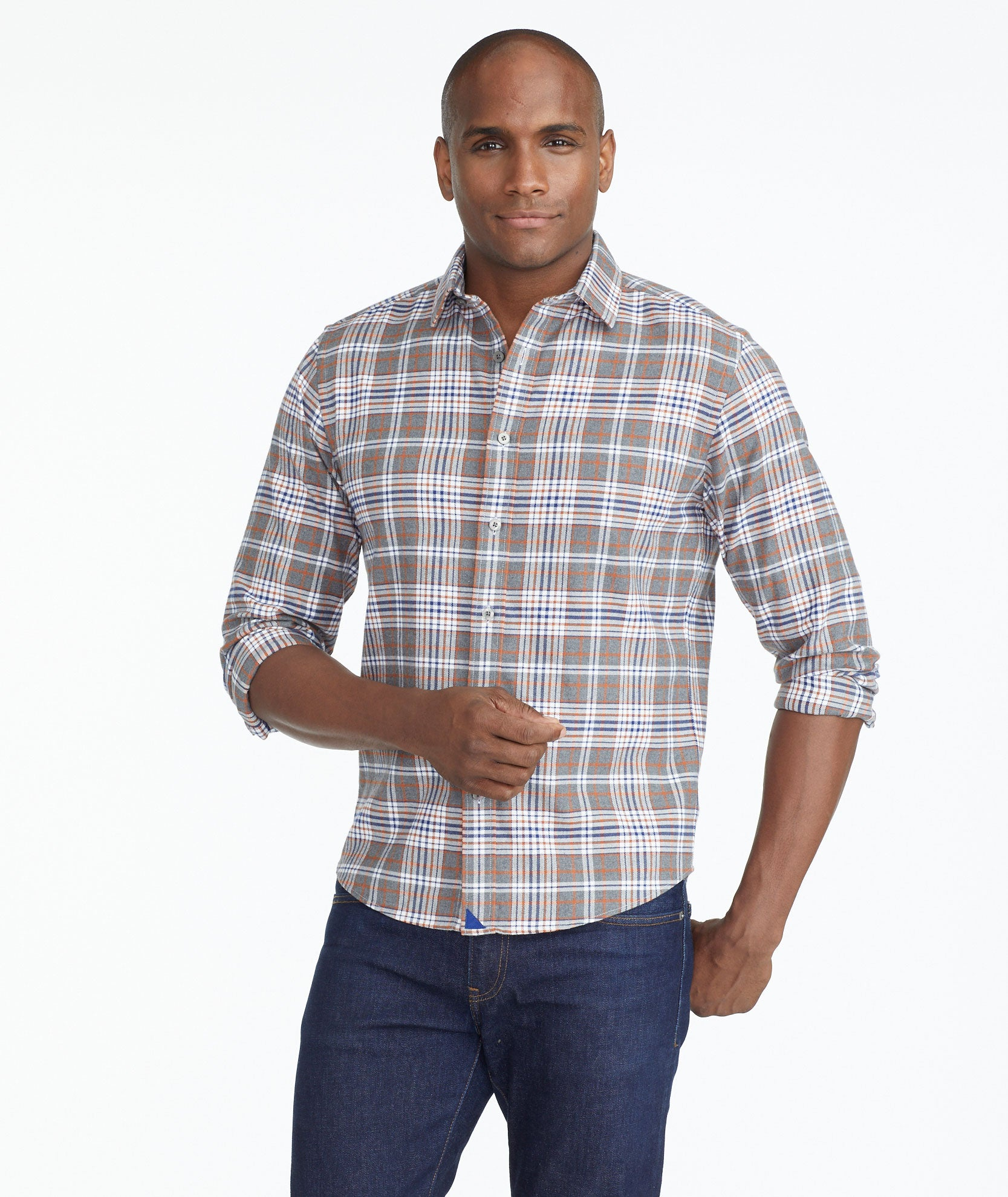 Flannel Quenterra Shirt by Untuc Kit