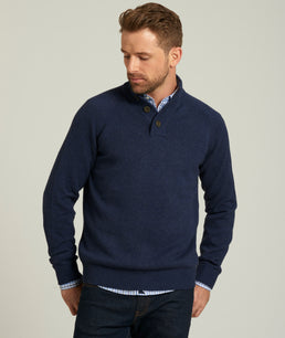 Saint Veran - Heather Navy