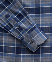 Wrinkle-Free Flannel Sonoraan Shirt - FINAL SALE Zoom