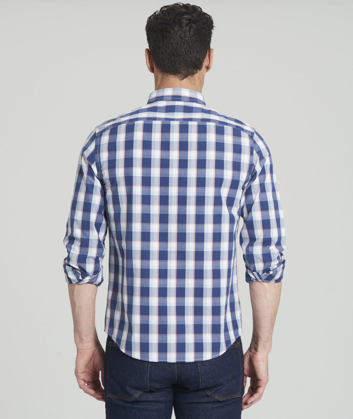 St. Pierre - Button Down Collar