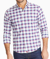Wrinkle-Free Performance Stever Hill Shirt 1