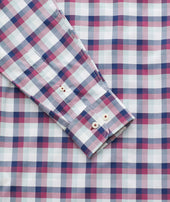 Wrinkle-Free Performance Stever Hill Shirt - FINAL SALE Zoom