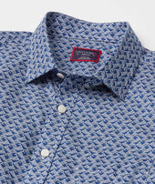 Classic Cotton Short-Sleeve Stoller Shirt Zoom