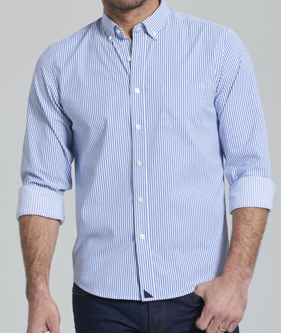 Terzolo - Button Down Collar