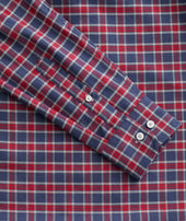 Wrinkle-Free Performance Flannel Shirt - FINAL SALE Zoom
