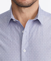 Classic Cotton Short-Sleeve Thorntan Shirt - FINAL SALE Zoom