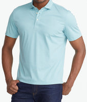 Luxe Wrinkle-Free Pique Polo - FINAL SALE 1