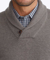 Shawl Collar Sweater Zoom
