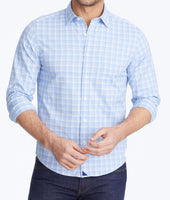 Wrinkle-Free Performance Zonte Shirt 1