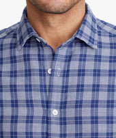 Cotton Gauze Short-Sleeve Zuccardi Shirt Zoom