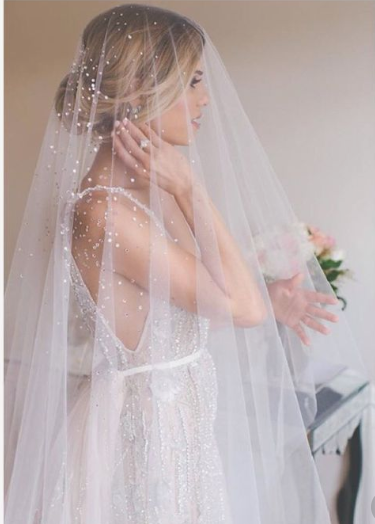 Wedding Veil Types For Every Bride