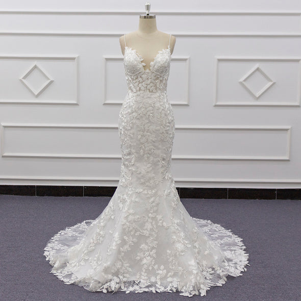 Ivory Wedding Dress Texas