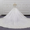 OFF SHOULDER Wedding Ball Gown | Bridal Luxury Lace Ball Gown | EBONY
