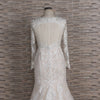 Lace Wedding Dresses & Bridal Gowns | LACE MERMAID GOWN | LONG SLEEVE BRIDAL GOWN | ALEX