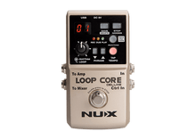 Load image into Gallery viewer, NUX Loop Core Deluxe Bundle 24-bit Looper Pedal + Free Shipping