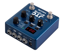 Load image into Gallery viewer, JTC Drum & Loop PRO (NDL-5) Dual Switch Looper Pedal + Free Shipping