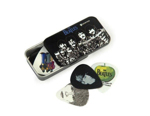Beatles Sgt. Peppers Pick Tin + Free Shipping!