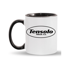 Load image into Gallery viewer, Tensolo Black Logo Mugs