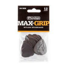 Load image into Gallery viewer, Dunlop MAX-GRIP® Standard Guitar Pick (12 Pack) - Tensolo Music Co.