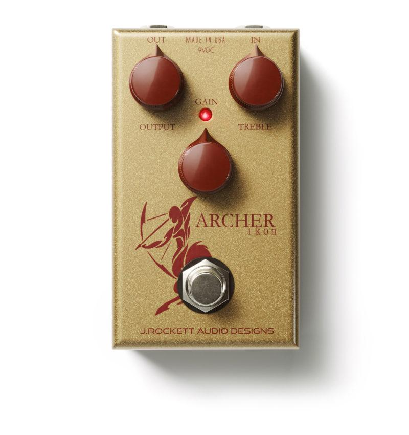 J. Rockett Audio Designs - Tour Series Archer IKON OD/Boost