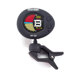 Dunlop Deluxe Chromatic Headstock Tuner - Tensolo Music Co.