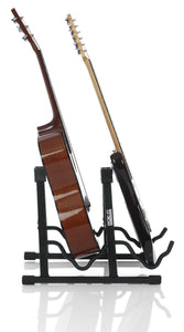 Gator Frameworks Rok-It Universal Double A-Frame Guitar Stand - Tensolo Music Co.