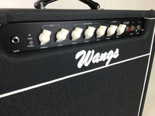 Load image into Gallery viewer, Wangs VT-18 (Black) - All Tube Amplifier Combo (w/ foot switch)