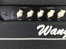 Load image into Gallery viewer, Wangs VT-18 (Black) - All Tube Amplifier Combo (w/ foot switch) + Free Shipping