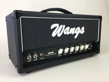 Load image into Gallery viewer, Wangs 2204 HW (Black/Black) - All Tube Amplifier Head