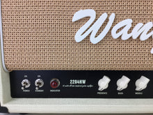 Load image into Gallery viewer, Wangs 2204 HW (White/Hemp) - All Tube Amplifier Head