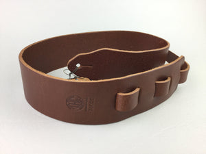 Long Hollow Leather - Latigo Series 2.5""