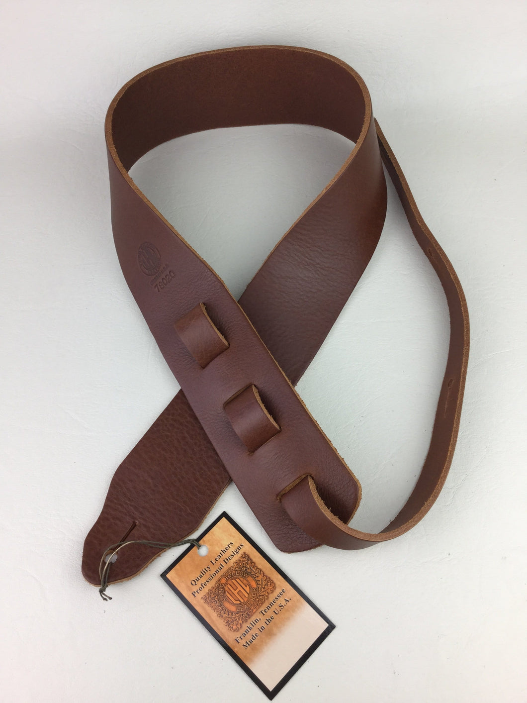 Long Hollow Leather - Latigo Series 2.5