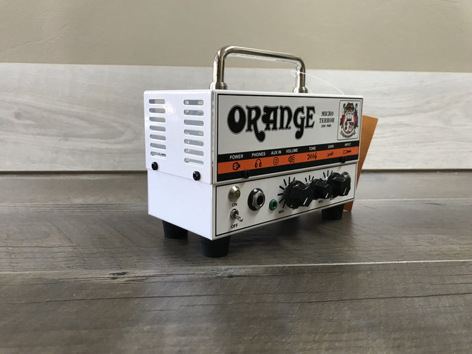 Orange Micro Terror 20-Watt Hybrid Guitar Head (Pre-Owned)