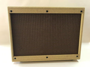 JE Geyer - Z Series 210 Guitar Speaker Cabinet (2x10 50W) - Tensolo Music Co.