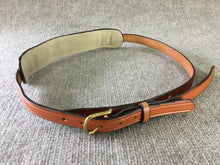 "Load image into Gallery viewer, Long Hollow Leather - Premier Series Traditional 1"" with Buckle"