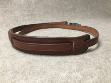"Load image into Gallery viewer, Long Hollow Leather - Premier Series Traditional 1"" No Buckle"