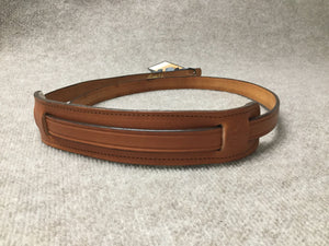 "Long Hollow Leather - Premier Series Traditional 1"" No Buckle"