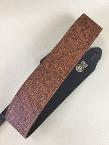 "Long Hollow Leather -  2.5"" Old West Strap"