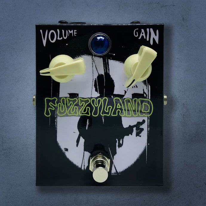 MG Music Fuzzyland Fuzz MG Music Effects Pedals