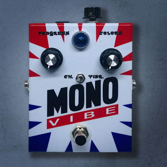 MG Music Monovibe MG Music Effects Pedals