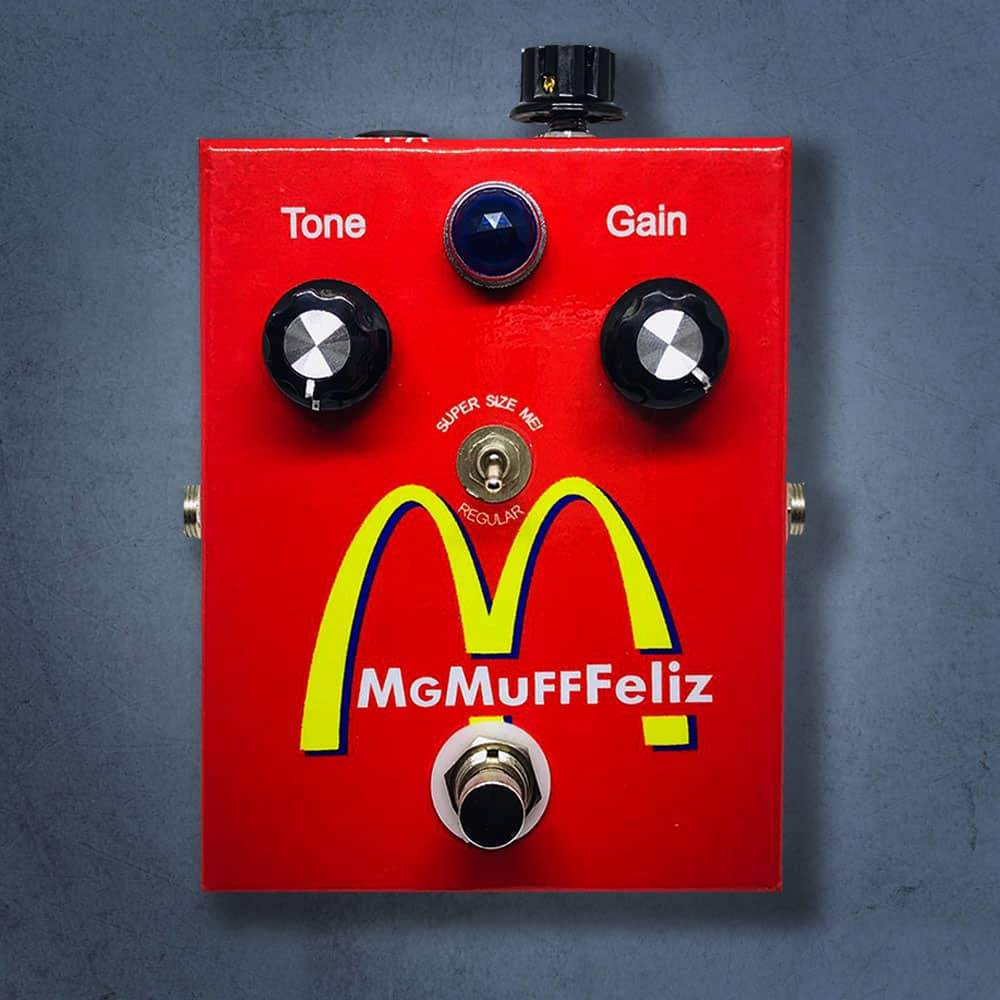 MG Music Mgmuff Feliz MG Music Effects Pedals