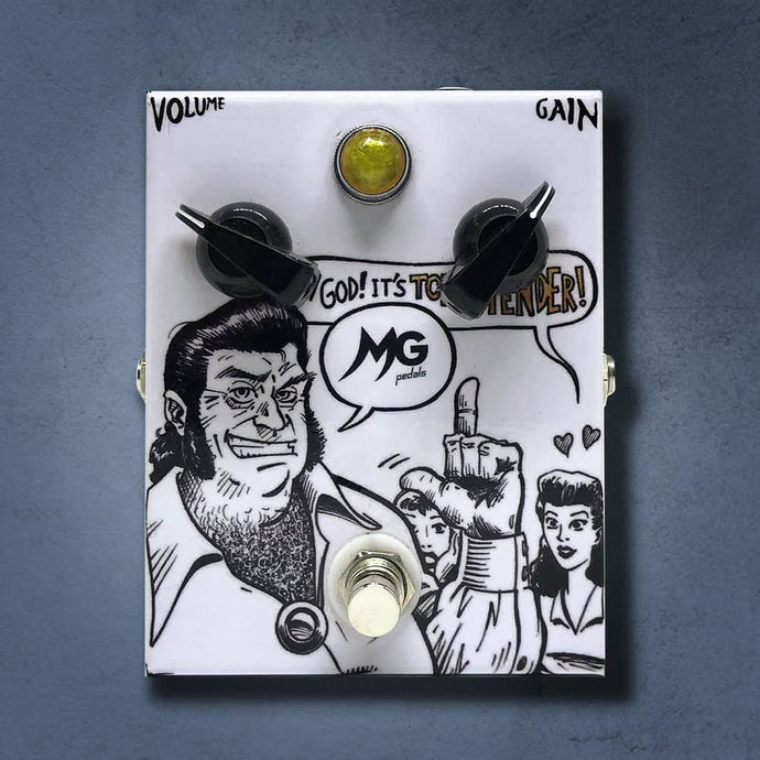 MG Music Tony Tender MG Music Effects Pedals