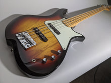 Load image into Gallery viewer, Vola JV4 Bass MF Ash Sunburst (w/ Vola Deluxe Gig Bag) - Show Model - Tensolo Music Co.