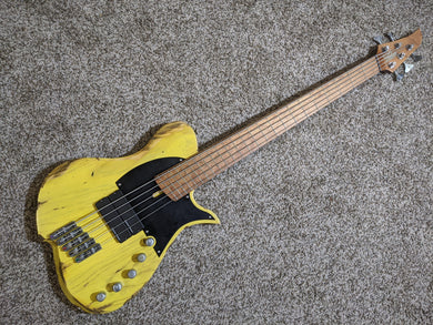 Vola USA Vasti 5 STM Bass (Steve Treguier Signature) with Vola Deluxe Gig Bag