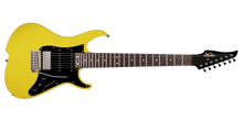 Load image into Gallery viewer, Vola OZ 7 RV RF Corvette Yellow Gloss with Vola Deluxe Gig Bag