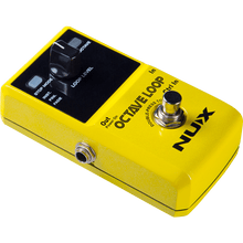 Load image into Gallery viewer, NUX Octave Loop Looper Pedal with -1 Octave Effect