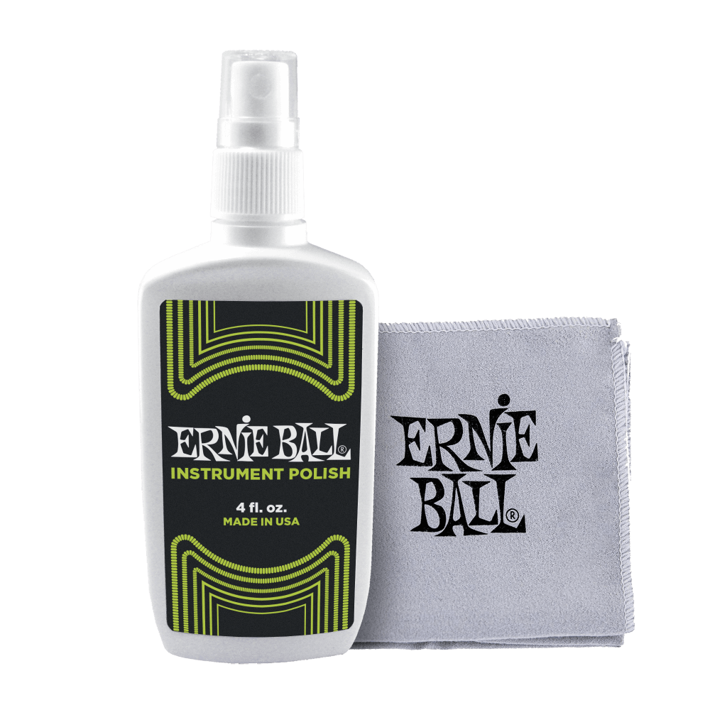 Ernie Ball Polish With Cloth P04222