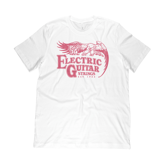 Ernie Ball '62 Electric Guitar T-Shirt + Free Shipping!
