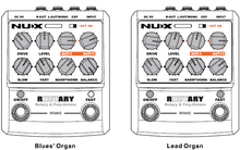 Load image into Gallery viewer, NUX ROCTARY Leslie Simulator & Polyphonic Octave Effects